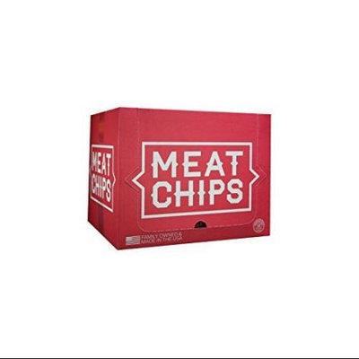 Meat Chips 16 Bag Case (Salsa)