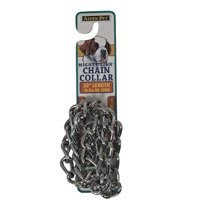ASPEN PETS 30 Extra Heavy Weight Chain Collar
