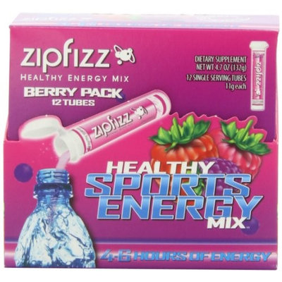 Zipfizz Corp. Healthy Sports Energy Mix
