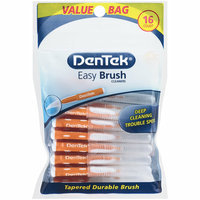 DenTek Easy Brush Interdental Cleaners