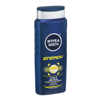 Nivea Men 3-in-1 Body Wash Energy