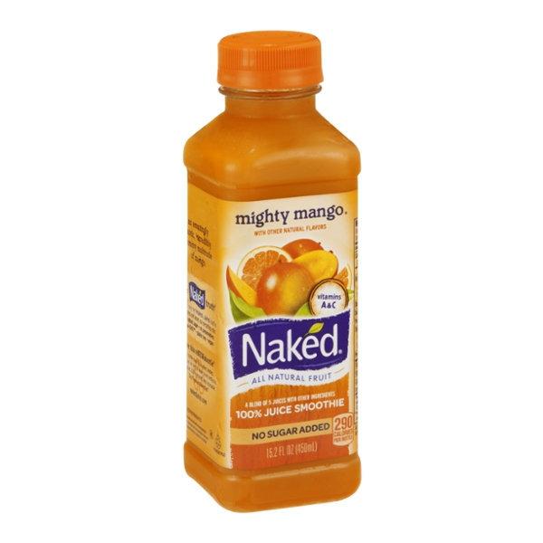 Naked 100% Juice Mighty Mango Smoothie 64 oz Reviews 2019