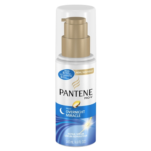 Pantene Pro-V Overnight Miracle Repair Serum