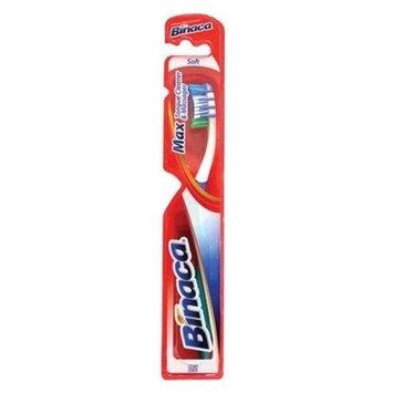 Binaca Max Toothbrush, Soft, 1 toothbrush