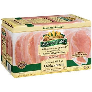 Harvestland Boneless Skinless Chicken Breasts, 36 oz