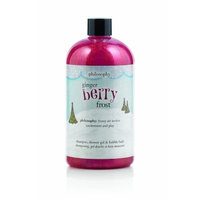 Philosophy, Inc, us beauty, PHIGH Philosophy Shower Gel, Ginger Berry Frost, 16 Ounces