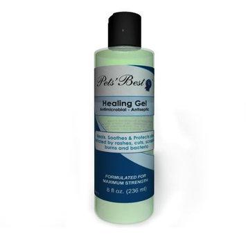 Pets'bestrx Pet Skin Rash & Antiseptic Skin Healing Gel for Itchy Skin