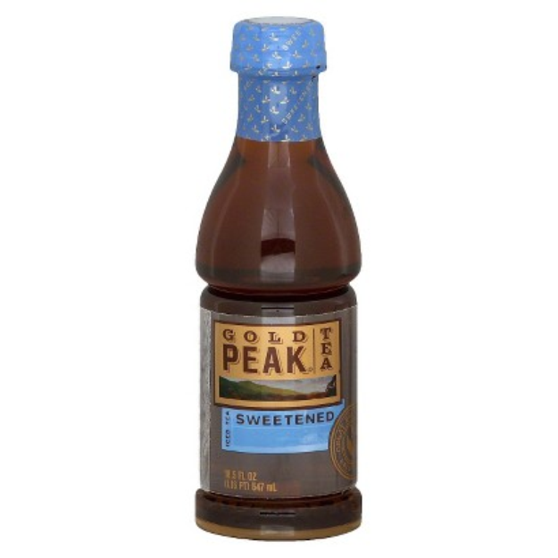 Gold Peak Sweetened Iced Tea 18.5 oz