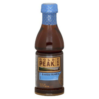 Gold Peak Sweetened Iced Tea 18.5 oz