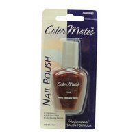 Bulk Buys Colormates Nailpolish Cabernet - Pack of 8