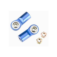 T3243BLUE Alloy Ball End 3mm Stock Revo Shocks (2)