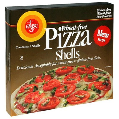 Ener-G Foods Rice Pizza Shells, 10 inches