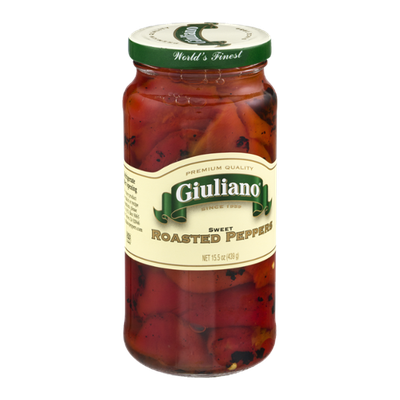 Giuliano Sweet Roasted Peppers