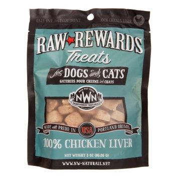 Northwest Naturals Treat Chicken Liver 3 oz