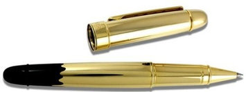 Acme Studios P5RS02R Gold-Dipped Roller Ball