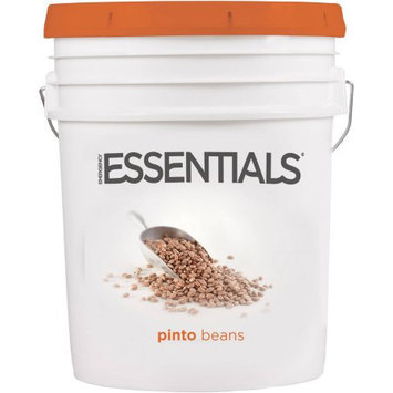 Emergency Essentials SuperPail Pinto Beans, 41 lbs