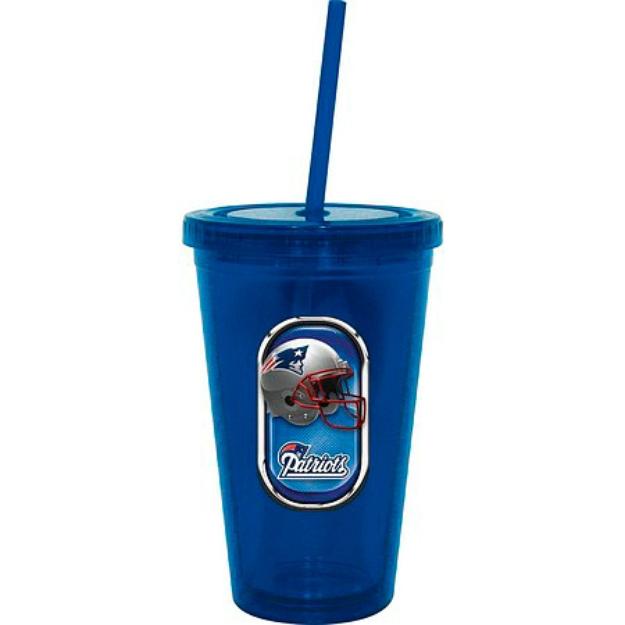 Hunter NFL New England Patriots Sip-N-Go Tumbler