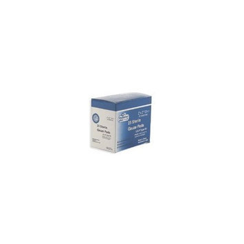 Preffered Plus Products 25 Sterile Gauze Pads 2 Inches X 2 Inches - 25 (Generic Johnson and Johnson Steri-Pads Sterile)