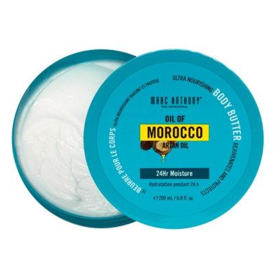 Marc Anthony True Professional Body Butter, Oil of Morocco Argan Oil, 6.8 fl oz