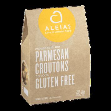 Aleia's Parmesan Croutons Gluten Free
