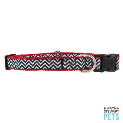 Martha Stewart PetsA Chevron Dog Collar