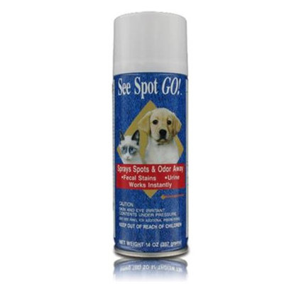 Tomlyn Products See Spot Go! Stain and Odor Cleaner