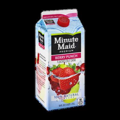 Minute Maid Premium Berry Punch