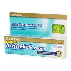 Good Sense Extra Strength Itch Relief Cream