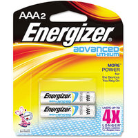 Energizer Advanced Lithium Batteries, AAA