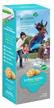 Toffee-tastic™ Girl Scout Cookies