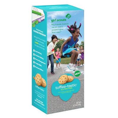 toffee tastic girl scout cookies reviews