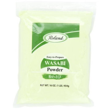 Roland Wasabi Powder, 16-Ounce (Pack of 2)