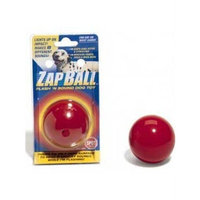 Ethical Laser Flashing Ball Dog Toy with Sound, 2-1/2-Inch