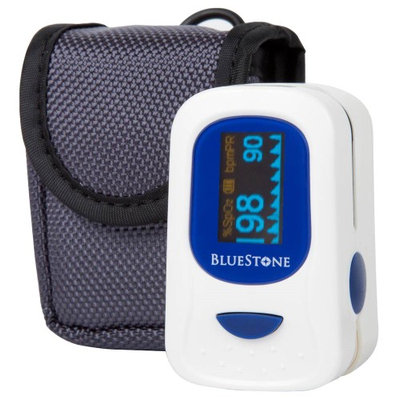 Trademark Bluestone Fingertip Pulse Oximeter