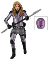 NECA Kick Ass 2 - 7-inch Scale Action Figure Series 2 Hit Girl Unmasked figure