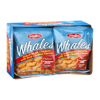 Stauffer's Whales Baked Snack Crackers - 6 CT