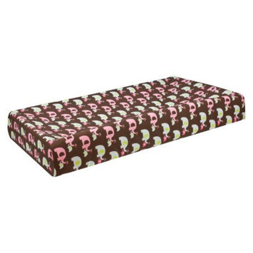 Changing Pad Cover Pink Elephant by Skip Hop