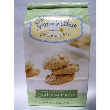 Grace's Best Cookies, LLC Grace's Best Sunflower Seed Cookies, 12 oz