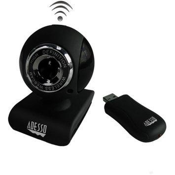 Adesso CyberTrack V10 Webcam - 0.3 Megapixel - USB 2.0