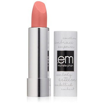 em michelle phan Lip Gallery Creamy Color Sheer Lipstick [One True Kiss]