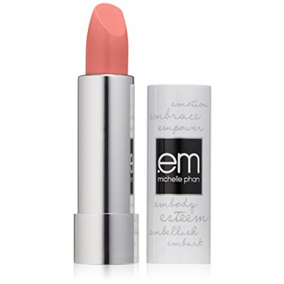em michelle phan Lip Gallery Creamy Color Sheer Lipstick [One True Kiss]