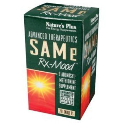 Nature's Plus SAME RX MOOD TABLETS 20 Health and Beauty