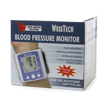 North American Healthcare WrisTech Blood Pressure Monitor