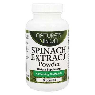Natures Vision Nature's Vision - Spinach Extract Powder 5 g. - 6 oz.