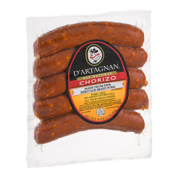 D'Artagnan Chorizo