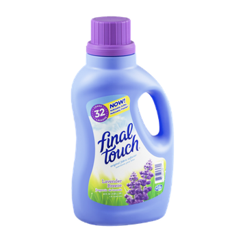 Final Touch Fabric Softener Lavender Breeze