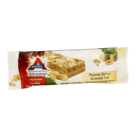Atkins Advantage Peanut Butter Granola Bar