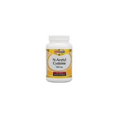 Vitacost Brand Vitacost N-Acetyl Cysteine (NAC) -- 600 mg - 120 Capsules