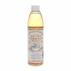 Earth Friendly Baby Organic Bubble Bath