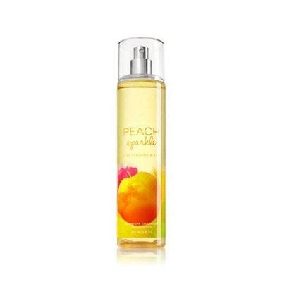 Bath Body Works Bath & Body Works Peach Sparkle Fine Fragrance Mist 8oz / 236 mL